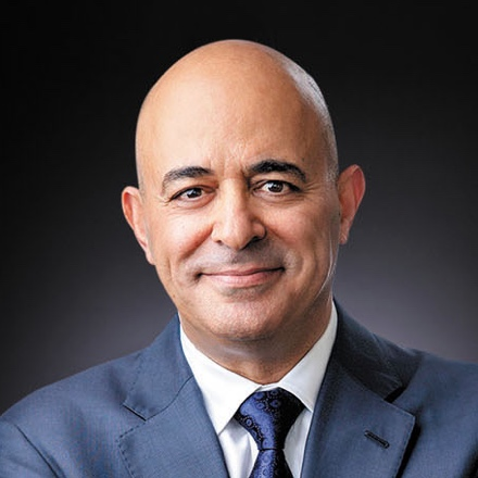 Belgacem Chariag, Chairman, President and CEO